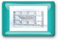 Glass Block Window (Vented)