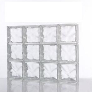 Discount glass block windows price buy replacement for Glass block window sizes