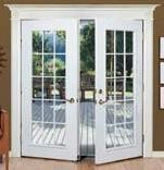 French doors for Double hinged french doors