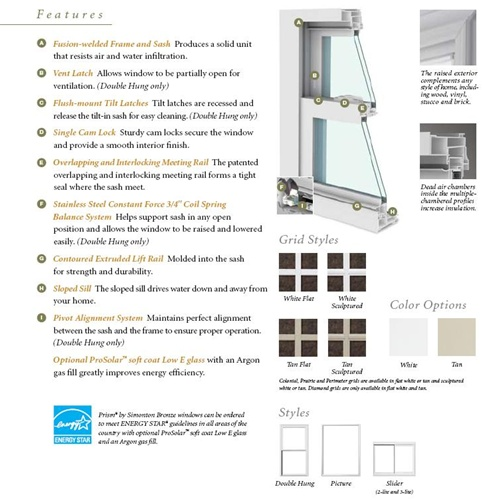 Discount picture replacement windows price buy for Buy house windows online