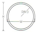 Discount Circle Windows Price Amp Buy Special Shape