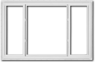 Discount 3 lite sliding new construction windows price for Buy new construction windows online