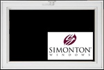 0907 - Simonton Basement Hopper Vinyl Windows