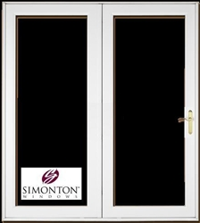 G5068SH - 6' Single Hinged French Doors