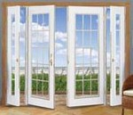 Hinged patio doors for Double hung french patio doors