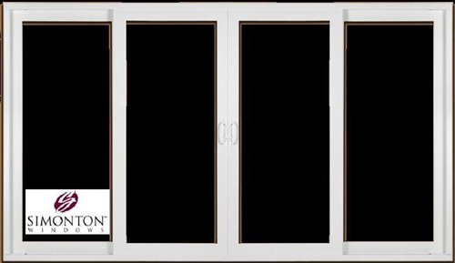 S12068   12u0027 Sliding Glass Doors