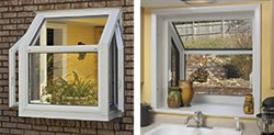 S134 - Simonton Garden Vinyl Windows