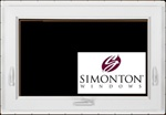 SNC0151 - Simonton Awning Vinyl Windows
