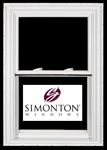 SNC100 - Simonton Single Hung Vinyl Windows