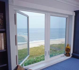 Discount double casement new construction windows price for Casement windows price