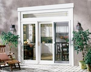 Patio Slider Vinyl Doors
